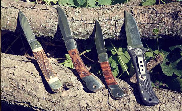سكاكين و مسنات